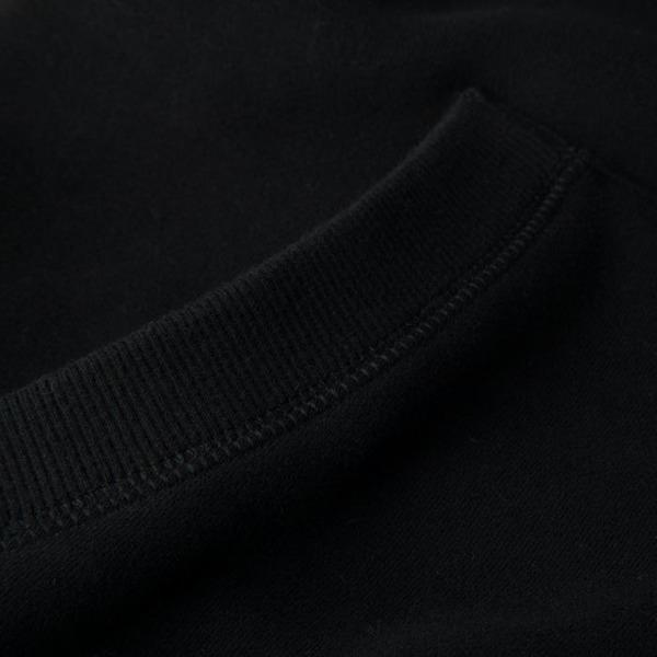 Pit Bull Bluza 1/2 rozpinana SMALL LOGO Czarna