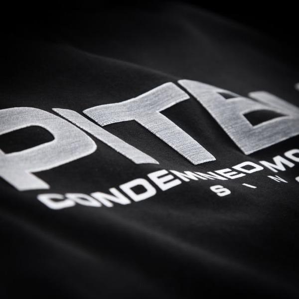 Pit Bull Bluza bez kaptura CUTLER Czarna