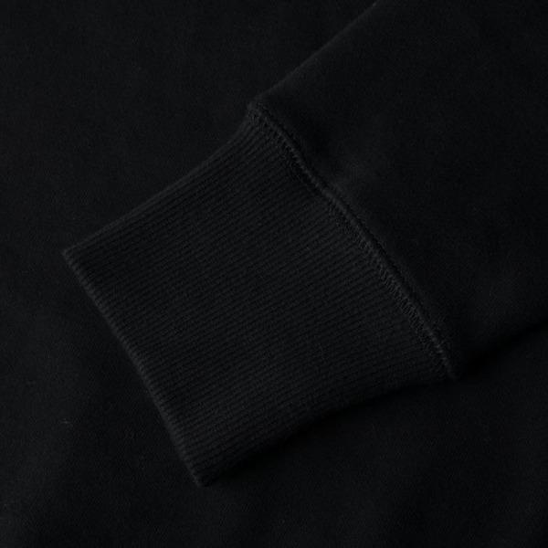 Pit Bull Bluza rozpinana bez kaptura SMALL LOGO Czarna