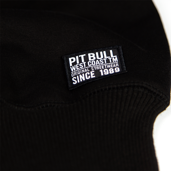 Pit Bull Bluza z Kapturem WANNA PLAY GAMES 17 Czarna