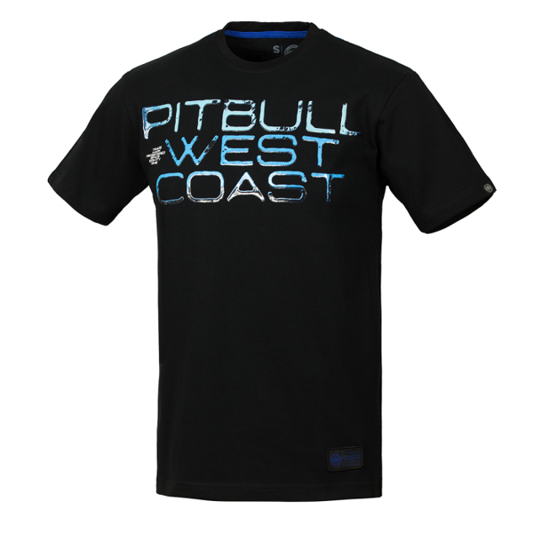 Pit Bull Koszulka BLUE EYED DEVIL X Czarna
