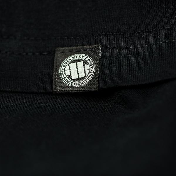 Pit Bull Koszulka IRON PLATE Czarna