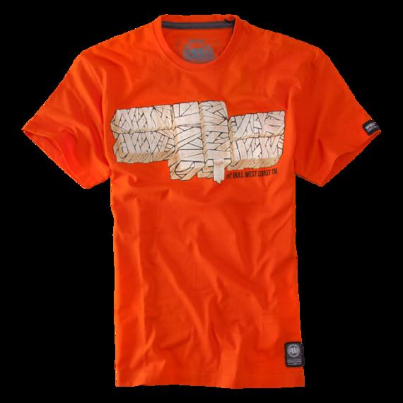 Pit Bull Koszulka Mummy Pomarańczowa