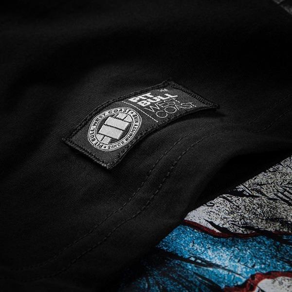 Pit Bull Koszulka TERROR CLOWN Czarna