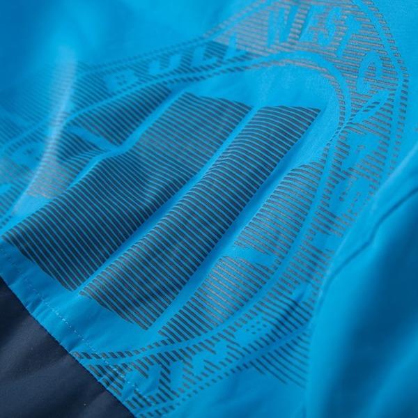 Pit Bull Kurtka przeciwdeszczowa HOMELANDS II Granatowo-Niebieska