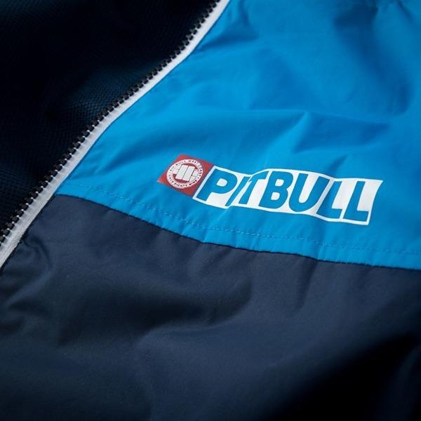 Pit Bull Kurtka przejściowa HOMELANDS II Granatowo-Niebieska