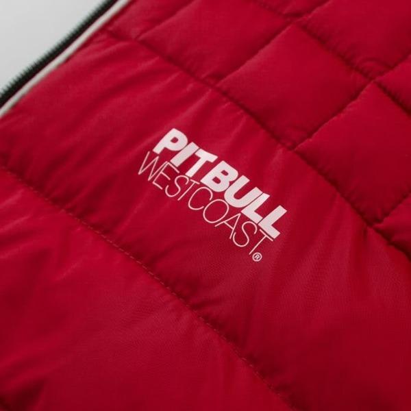 Pit Bull Kurtka SEACOAST Czerwona