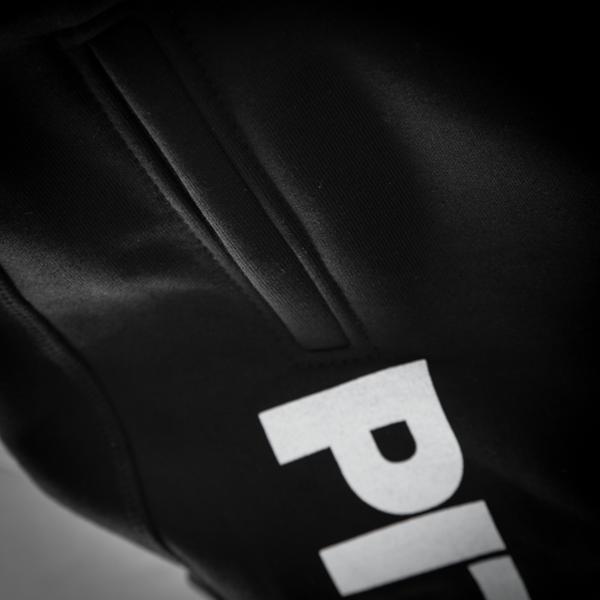 Pit Bull Spodnie Dresowe PB 2016 OPEN END Czarne