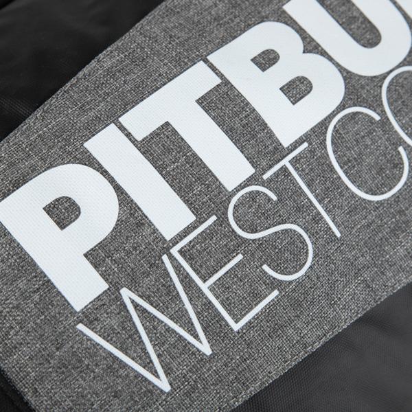 Plecak sportowy Pit Bull TNT Szary