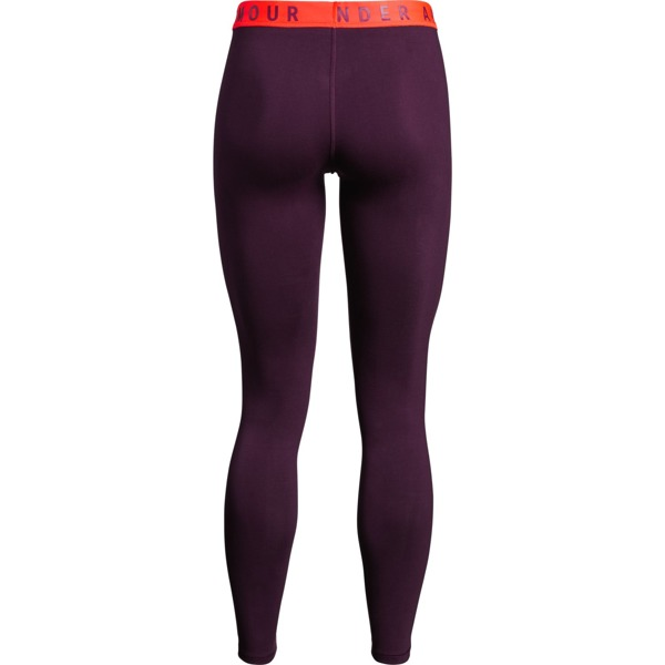 Under Armour Leginsy Damskie Sportowe FAVORITES LEGGING Fioletowe