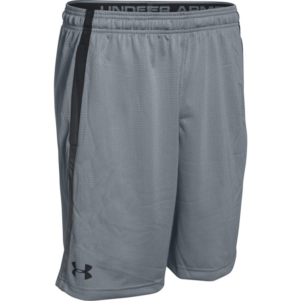 Under Armour Spodenki TECH MESH SHORT Szare